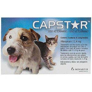 Capstar 11 Mg - 1 x 6 Comprimidos
