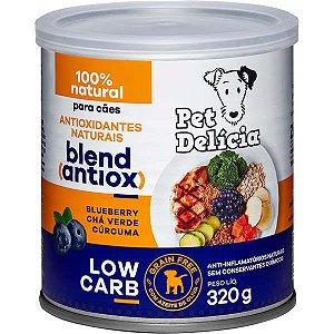 Pet Delícia Ração Úmida Cães Low Carb 320G