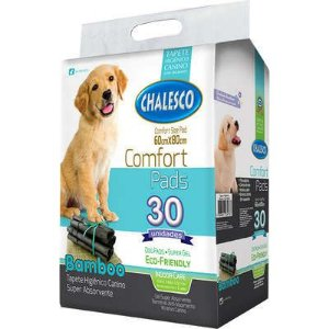 TAPETE CHALESCO CONFORT BAMBOO COM 30 UNIDADES