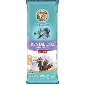 Dental Care Bassar Pet Food para Cães Raças Médias 3 Unidades