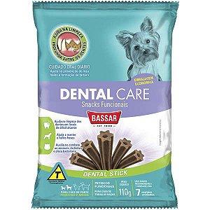 Dental Care Bassar Pet Food para Cães Raças Pequenas 7 Unidades