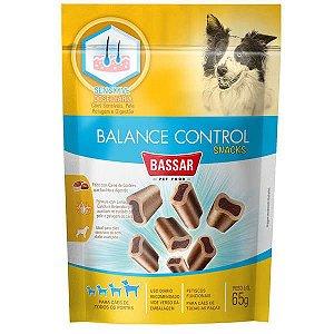 Petisco Funcional Bassar Pet Food Sensitive Balance Control para Cães 65G