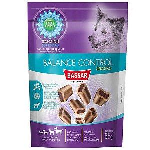 Petisco Funcional Bassar Pet Food Calming Balance Control para Cães 65G