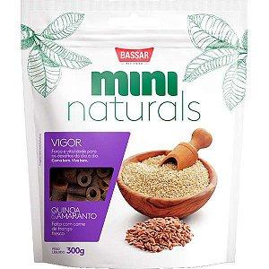 Snacks Bassar Mini Naturals Vigor Quinoa & Amaranto 300G