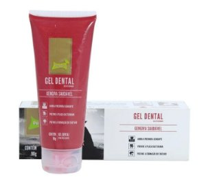 Gel Dental Gengiva Saudavel 85g Petmais