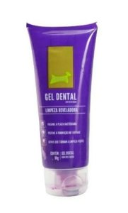 Gel Dental Limpeza Reveladora 85g Petmais