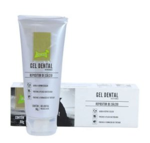 Gel Dental Repositor de Calcio 85g Petmais