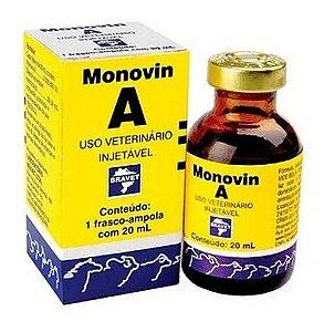 SUPLEMENTO MONOVIN A INJETÁVEL 20ML