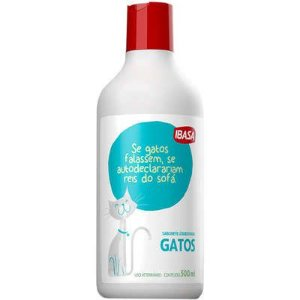 SABONETE LIQUIDO GATOS 500ML