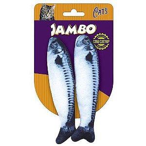 PEIXE REAL FISH SARDINES P/ GATO COM 2 UNIDADES
