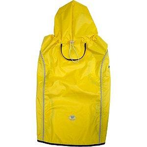Capa de Chuva Amarela EG