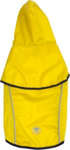 Capa de Chuva Amarela P