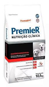 Premier Nutrição Clínica Gastrointestinal para Cães de Médio e Grande Porte 10,1KG