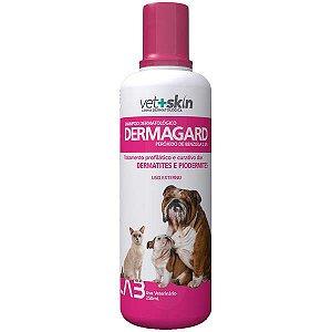 Shampoo Dermatológico Labgard Dermagard para Cães e Gatos 250ML