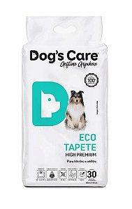 Tapete Higiênico Eco High Premium Dogs Care 30UN