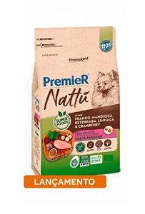 Premier Nattu Mandioca para Cães Adultos de Pequeno Porte 1KG