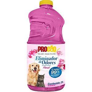 Eliminador de Odores Procão Floral 2L