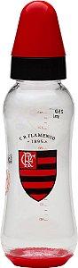 Mamadeira Flamengo 250 ml Silicone Ortodôntico Lolly
