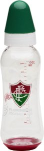 Mamadeira Fluminense 250 ml Silicone Ortodôntico Lolly