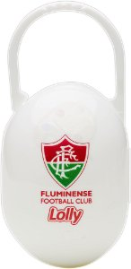Porta Chupeta Fluminense Lolly