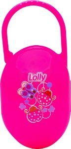 Porta Chupeta Zoo Lolly