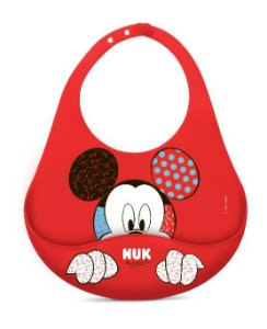 Babador Disney by Britto Silicone Nuk