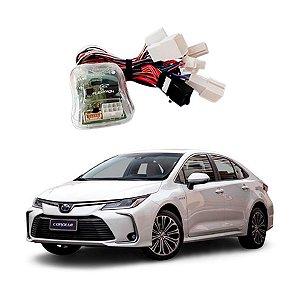 Módulo Vidro Toyota Corolla 2020 2021 Altis Tilt Down + Teto Solar - FCTVTDTY-CR4.5