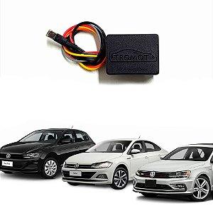 Interface de Comando para Difusor de aparelho escapamento VW Polo Virtus E Jetta