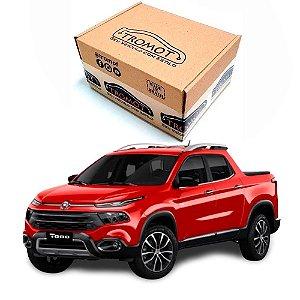Kit Lâmpadas Led Fiat Toro 2020 Internos E Externos Tromot