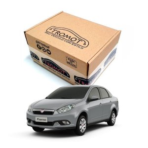 Kit Lâmpadas Led Fiat Grand Siena 2020 Internos E Externos