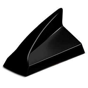 Antena de Teto Receptiva Tubarao Shark Preta