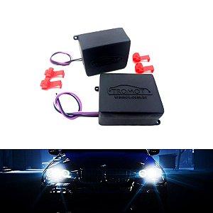 Canceller LED farol alto baixo e neblina lâmpadas 35w a 55w
