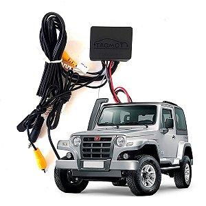 Desbloqueio C/ Entrada A/v e Tv Troller T4 Tx4 Multimiida Jbl TTT02