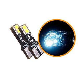 Led T15 Lampada Super Branca Esmagada Tromot 6000K 12V  (PAR) TLP03-02