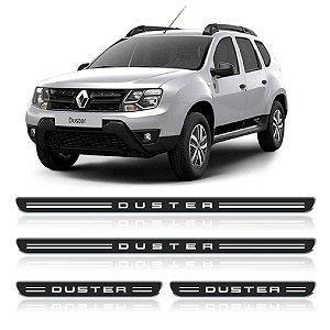 Soleira Renault Duster Resinada adesiva