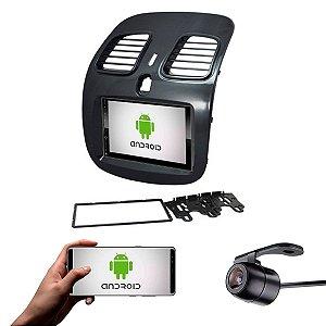 Central Multimídia Grand Siena 2014 a 2021 Grafite Sistema Android