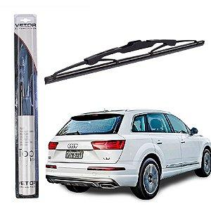 Palheta Limpador Traseira Audi Q7 2012 a 2021 Original Vetor