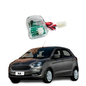 Módulo de Vidro Central Ford Ka Se Plus 2020 2021 Plug Play