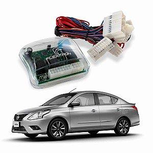 Módulo Vidro Central Nissan Versa 2011 a 2020 4 Vidros Plug Play