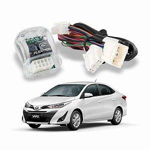 Módulo Teto Solar Fechamento Toyota Yaris XLS Plug Play