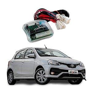 Módulo de Vidro Central Toyota Etios 2015 a 2021 Plug Play - SAFE TY-ET 4.1