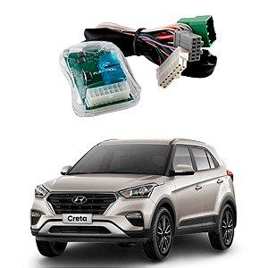 Tilt Down Hyundai Creta Attitude, Pulse e Pulse Plus 2017 a 2019