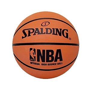 Mini Bola de Basquete Spalding - NBA Spaldeen