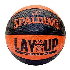 Mini Bola de Basquete Spalding Lay Up