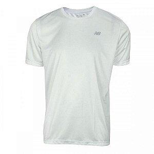 Camiseta New Balance Performance Poliester Masculina
