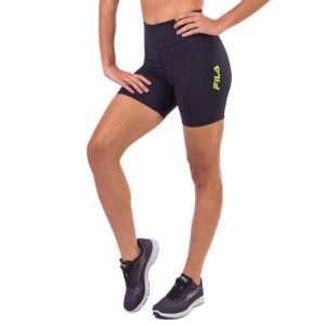 Shorts Fila Compress Reflex II Feminino