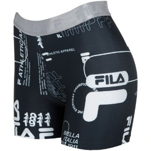 Shorts Fila Train Elastic II Feminino
