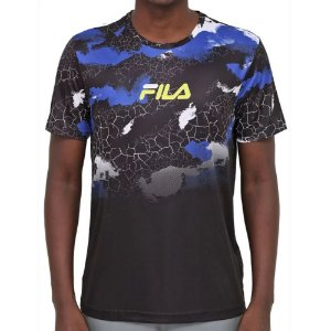 Camiseta Fila Basic Run Print Masculina