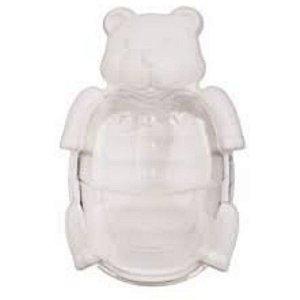 Saboneteira Smoby Baby Urso - branco
