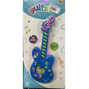 Guitarra Musical Art Brink - Azul